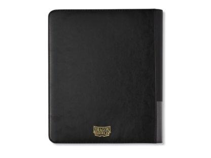 Dragon Shield Card Codex Black Zipster Binder
