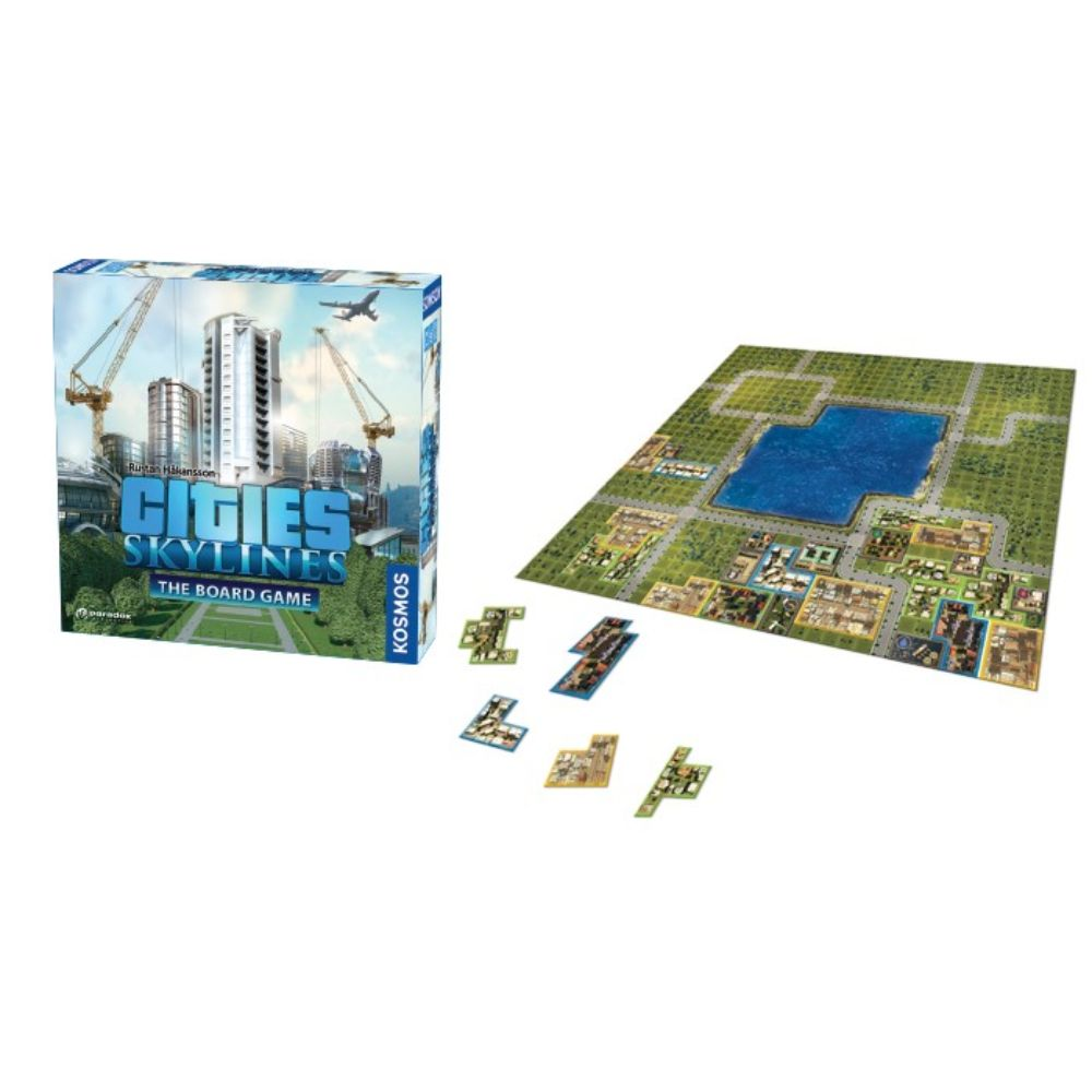 Cities Skylines Bored Games
